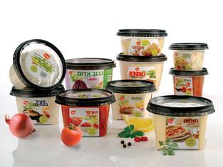 Shamir Salads Line