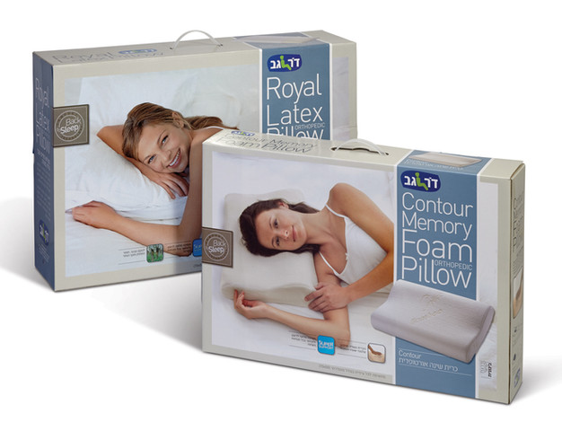 Blue series of Orthopedic Pillows