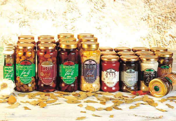 Segal Condiments