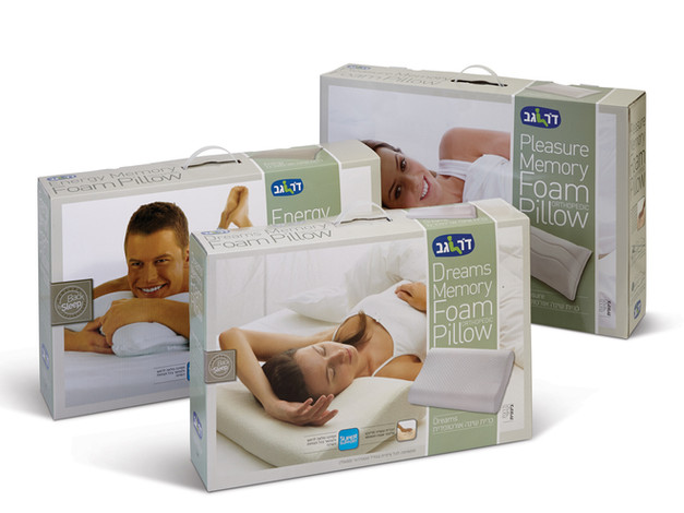 Green series of Orthopedic Pillows