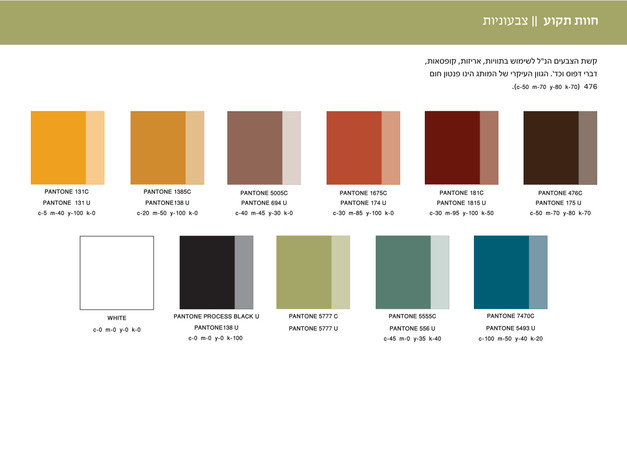 Graphics Standard Manual