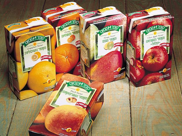 SC Nectar fruit juice