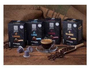 XPRESSO Coffee collection