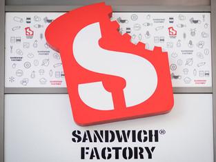 Sandwich Factory flagship site