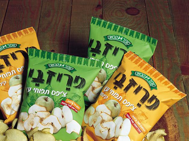 Prizbee fruit snacks