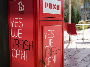 SF Trash Cans