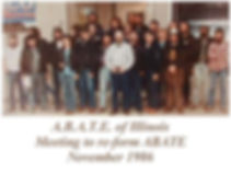 1986 Meeting to reform ABATE of Illinois