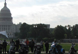 MRF Bikers Inside the Beltway