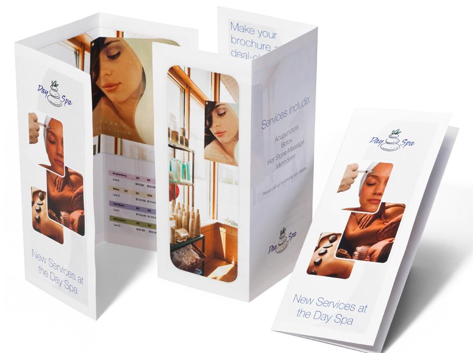 Brochure Folding