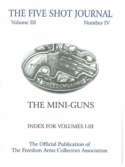 Volume 3 - Number 4   The Mini Guns