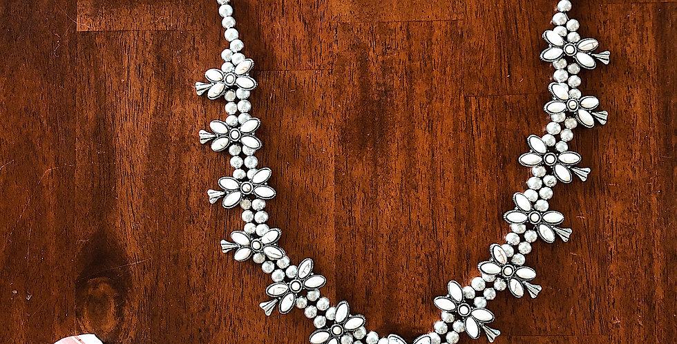 Daisy's Squash Necklace