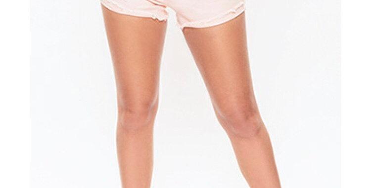 Summer Peach Shorts