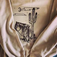 Desert Bandida Sweatshirt.webp