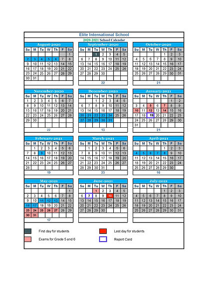 EIS Calendar  2020-21 website 20-04-2021