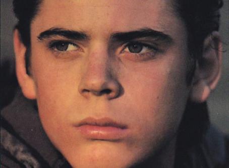 Ponyboy Curtis—My Book Crush