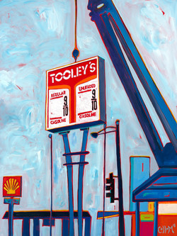 Tooley's Gas Station