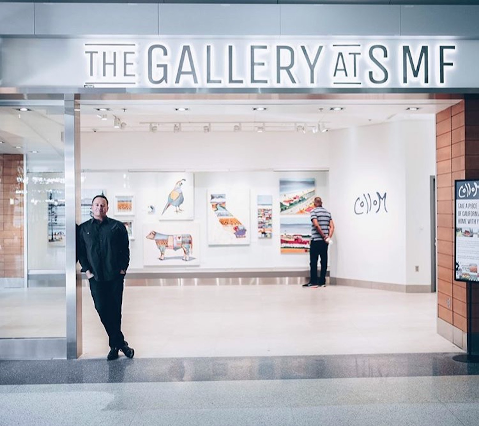 The Gallery at SMF is open!