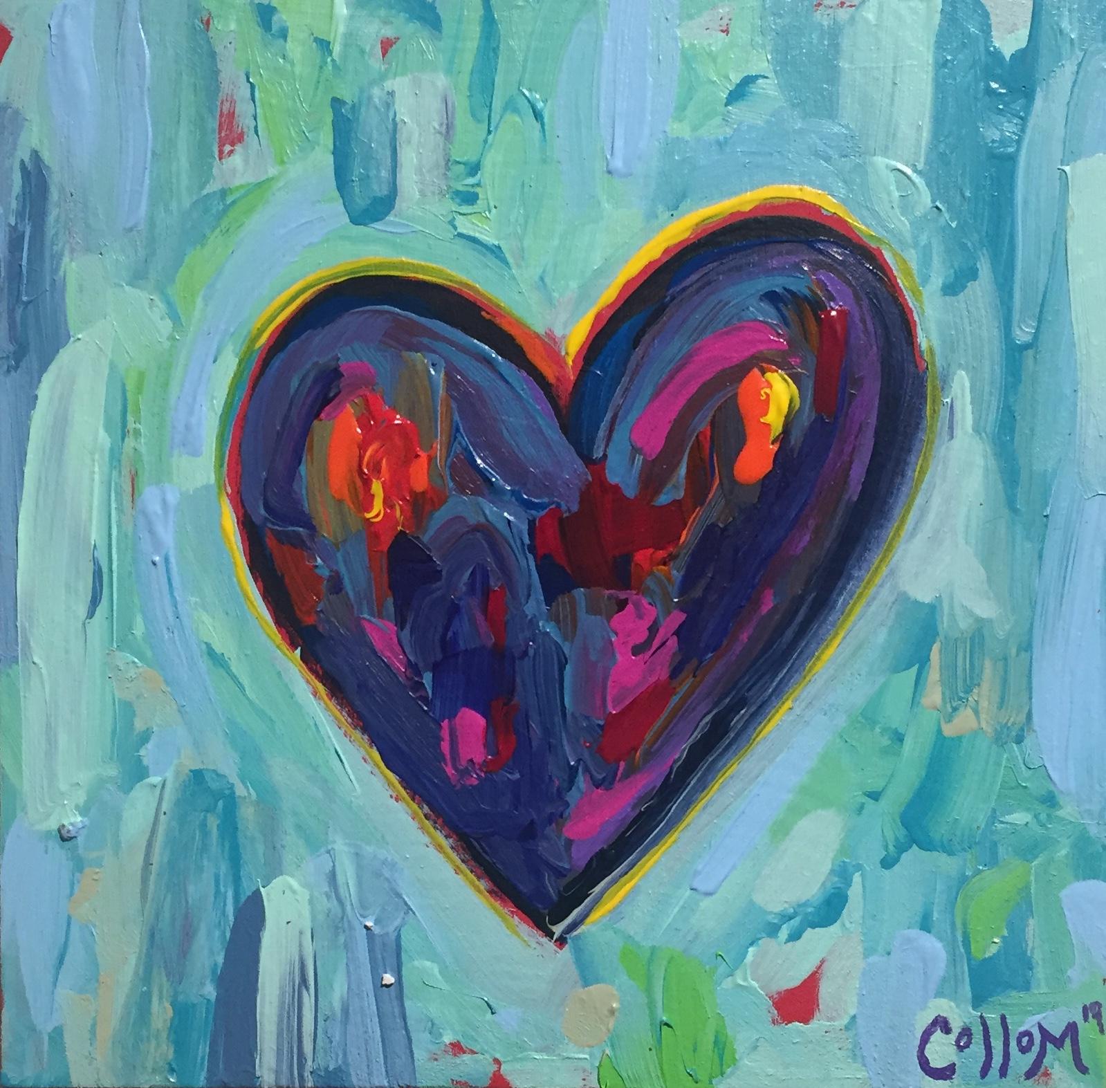 Multicolor Heart