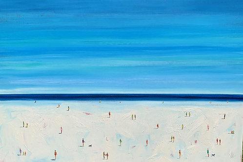 Teal Beach Day