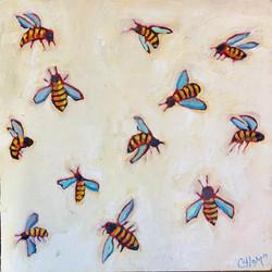 Twelve Bees