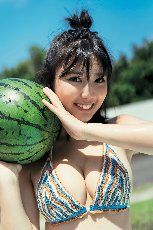 沢口愛華 (c)光文社/週刊『FLASH』 写真◎藤本和典