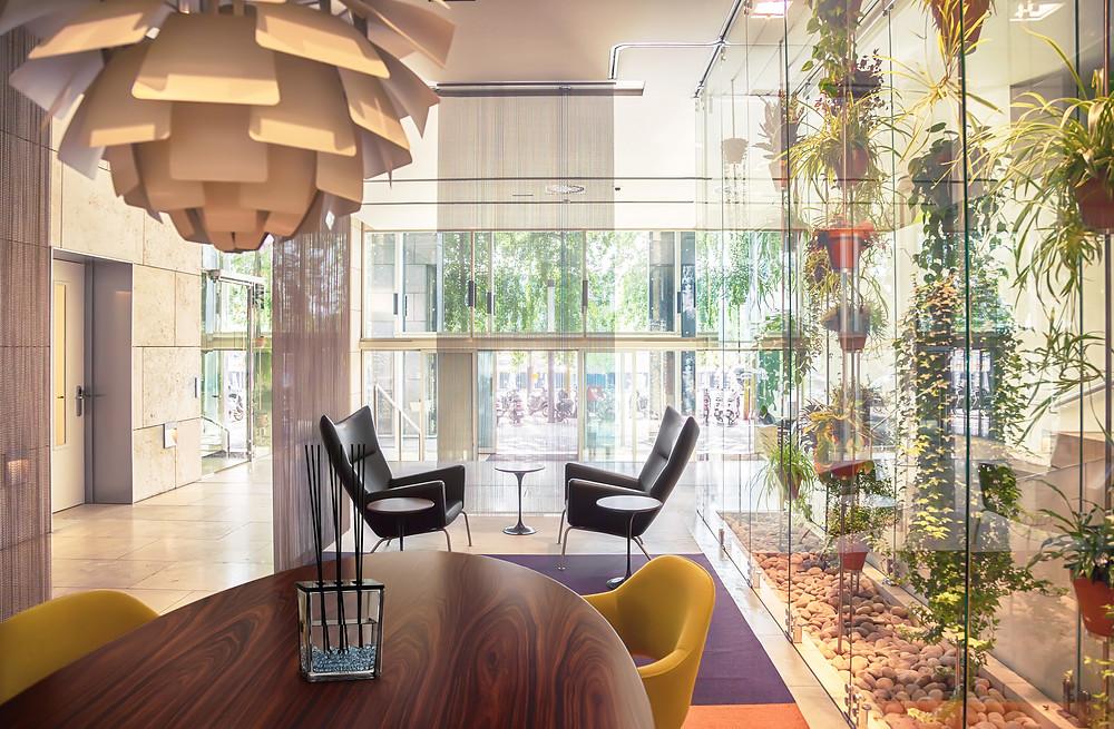 Bureauコース  ~20畳程度の広いスペースやオフィス向け