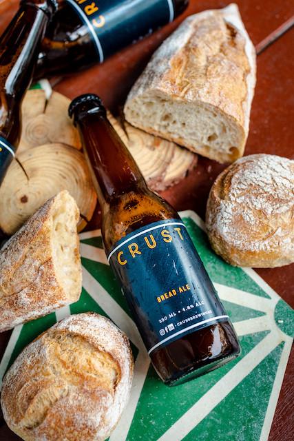 売れ残りパンを使って地球を救う?!シンガポール発クラフトビールが日本初上陸!