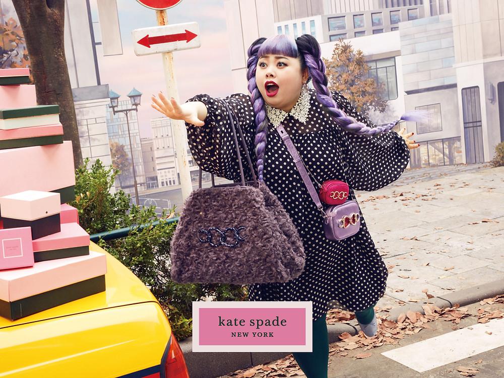 -全3スタイルのハンドバッグから成るカプセルコレクション - 11月20日より渡辺 直美さんを起用したグローバル広告キャンペーンがスタート -コラボレーションを記念し、11月25日から12月1日まで、阪急うめだ本店に期間限定のポップアップショップをオープン