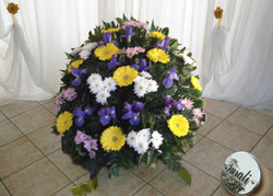 esempio ciotola di fiori