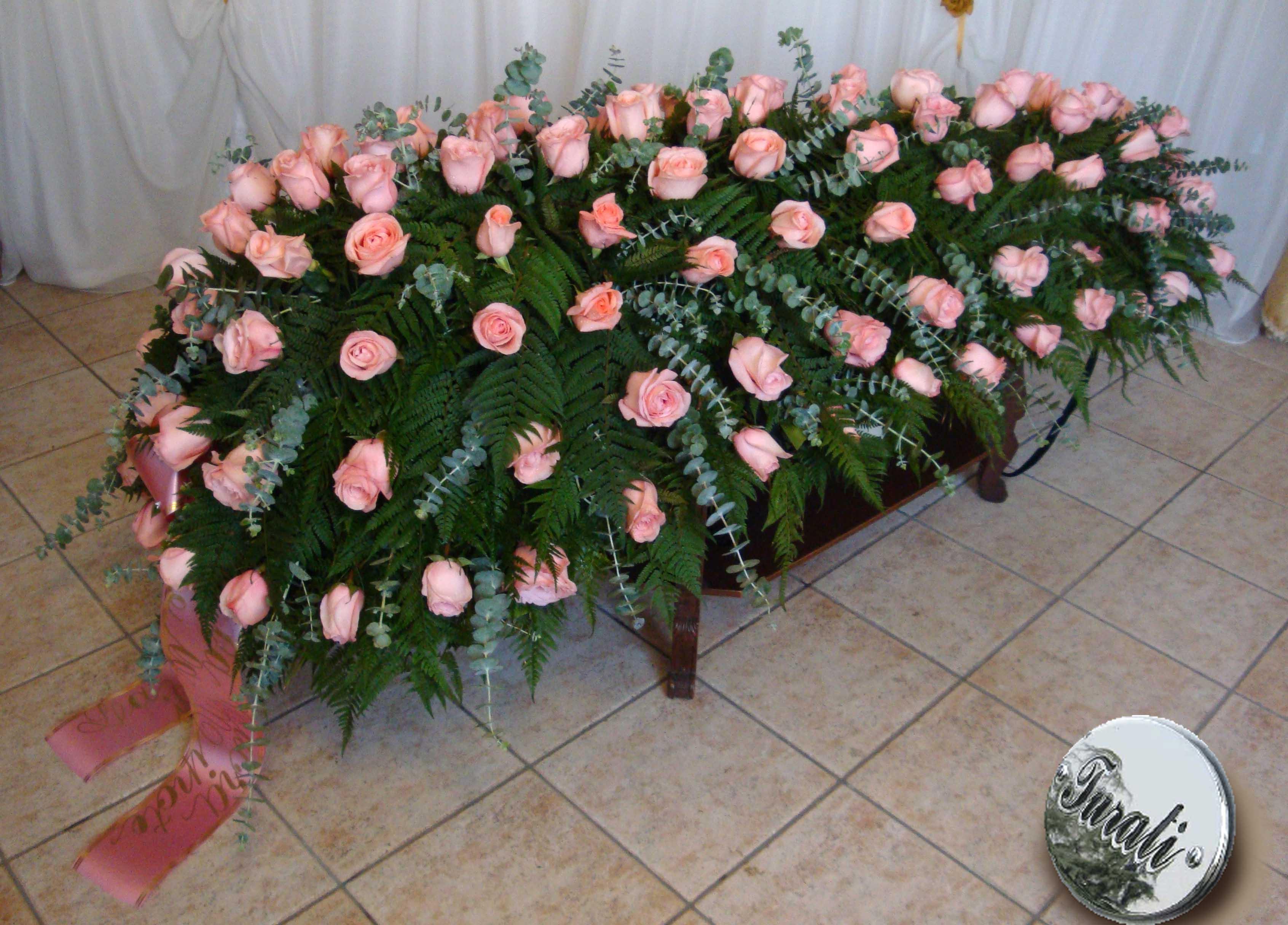 cofano rose rosa