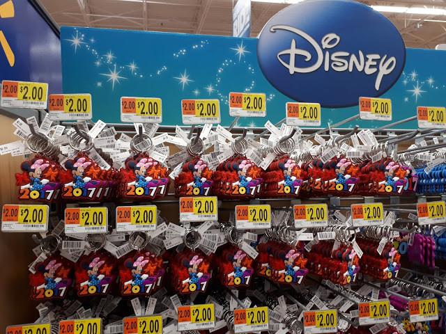 Os melhores produtos da Disney para comprar no Walmart