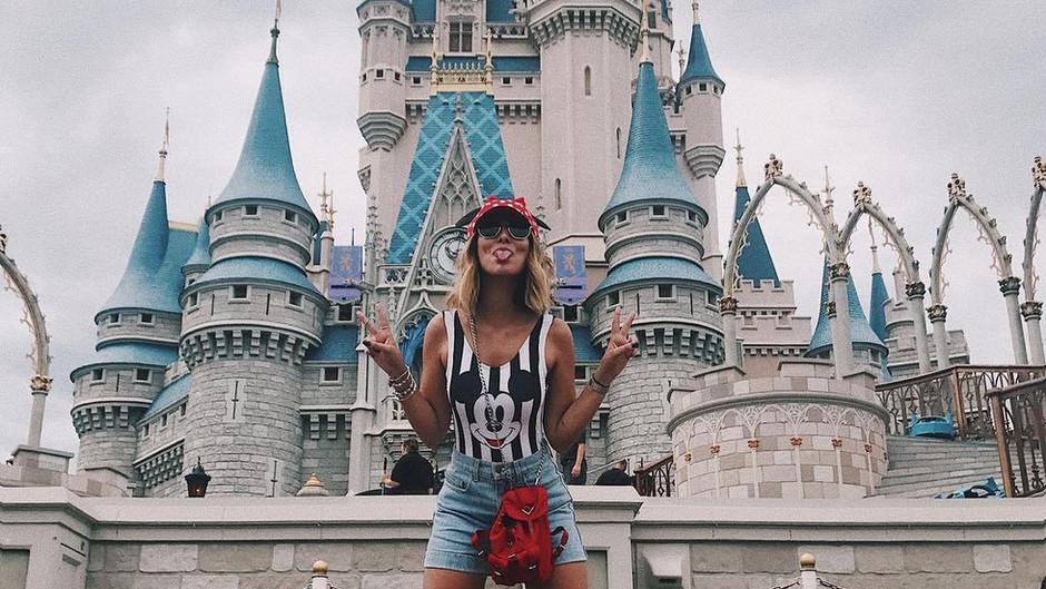 Jade Seba encanta em Orlando