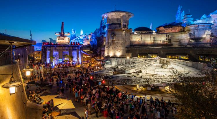 Descubra a Star Wars Land no Hollywood Studios