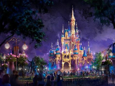 Disney anuncia comemorações de 50 anos da Disney em Orlando