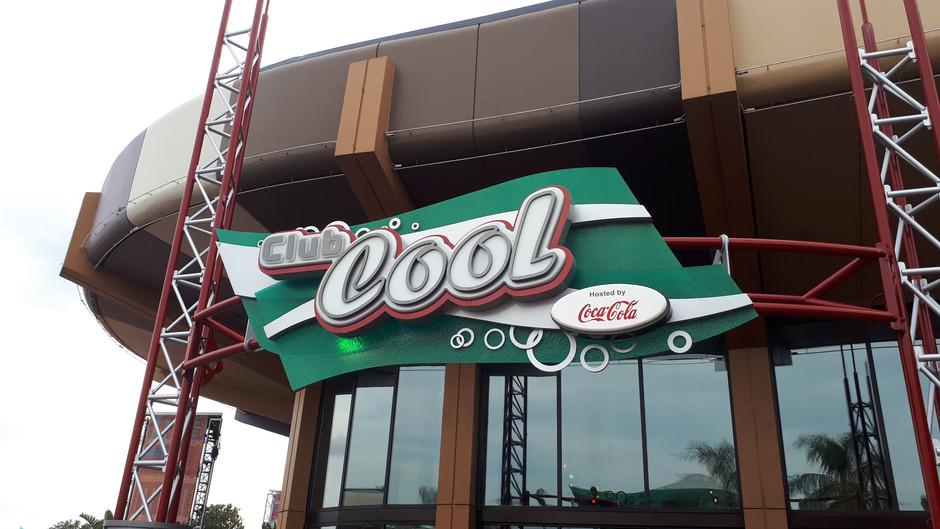Club Cool é o paraíso dos refrigerantes
