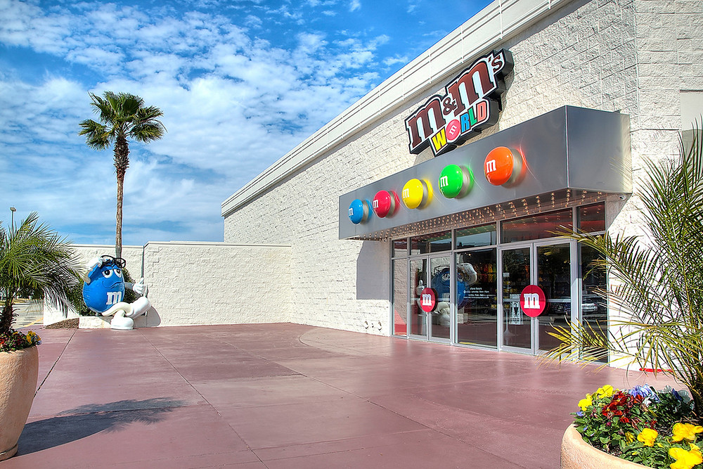 M&M's | Florida Mall