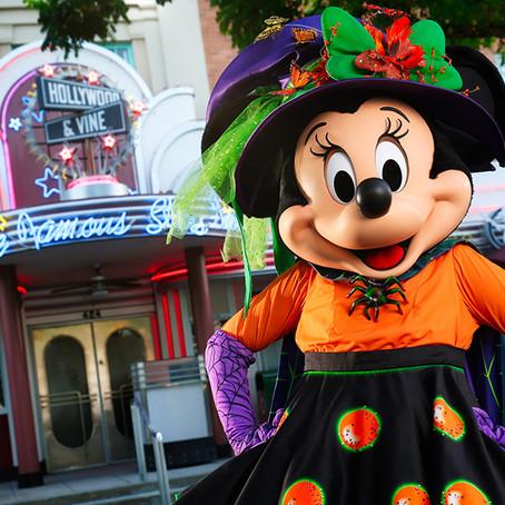 Halloween começa na Disney com mudanças por causa da Pandemia