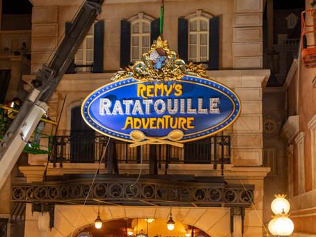 Atração do Ratatouille e Guardiões da Galáxia, hotel do Star Wars e fogos de artifício
