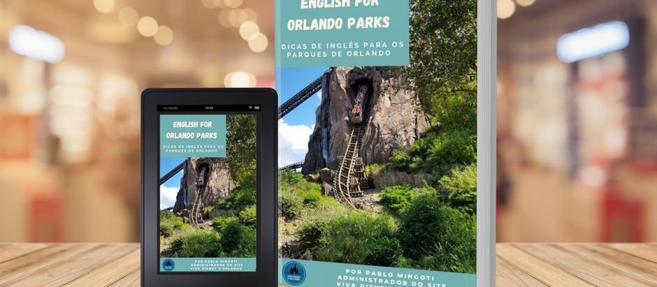 Viva Disney e Orlando lança e-book com dicas de inglês para os parques