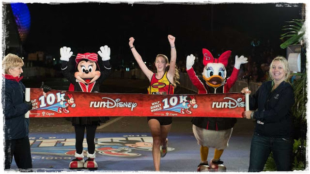 Corra para o Walt Disney World Marathon Weekend
