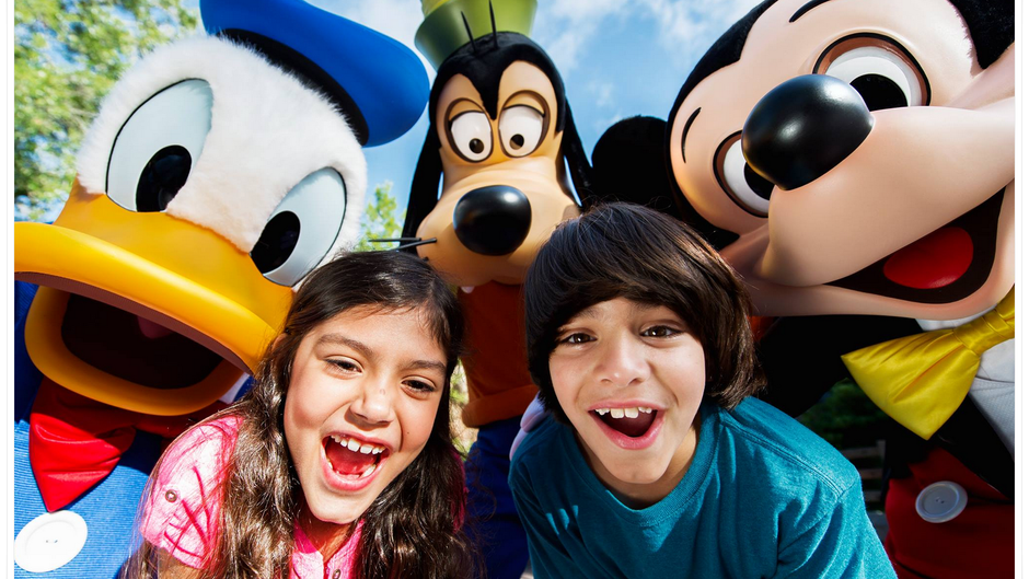 Orlando com Crianças