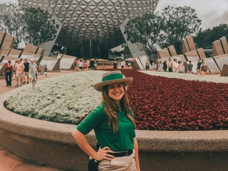 Compartilhando a paixão pela Disney