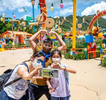 Disney de Hong Kong fechará novamente em 15 de julho