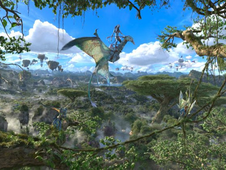 A incrível atração Avatar Flight of Passage
