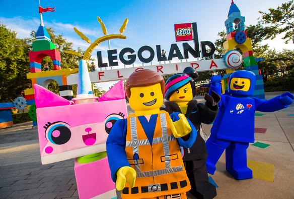 Legoland anuncia reabertura para 1° de junho
