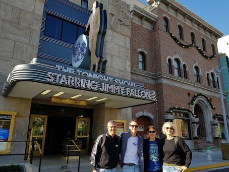 Uma corrida divertida na Race Through New York Starring Jimmy Fallon