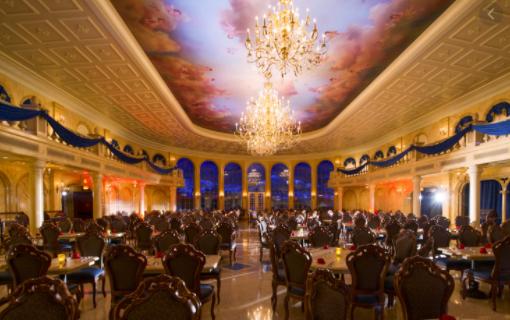 Melhores restaurantes do Magic Kingdom
