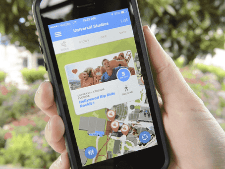 Conheça o aplicativo da Universal Orlando