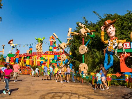 Descubra Toy Story Land no Hollywood Studios