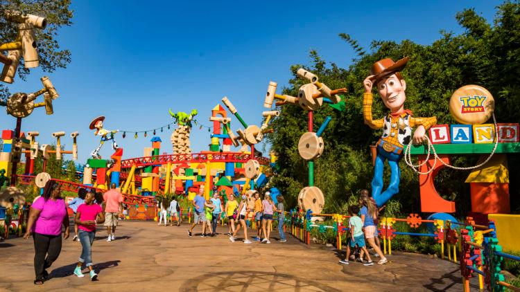 Descubra Toy Story Land no Hollywood Studios